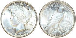 Us Coins - USA. Peace Dollar 1934. Nice UNC