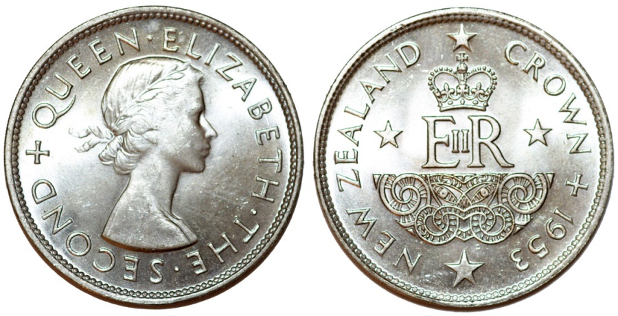 New Zealand Elizabeth Ii Coin Worth