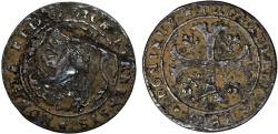 World Coins - Switzerland. Bern. AR 1/2 Batzen 1788. Fine, toned