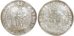 World Coins - Germany: Brunswick-Wolfenbuttel. H. Julius (1589-1613). Silver Taler 1608. Good VF