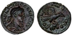 Ancient Coins - ROMAN PROVINCIAL – Troas, Alexandria, Gallienus AE 21, 253 – 268 A.D.