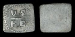 World Coins - CANADA – NOVA SCOTIA – Upper Settlement, Pictou, Communion Token, Presbyterian Church in Nova Scotia, very scarce