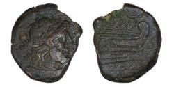 Ancient Coins - ROMAN REPUBLIC – Crawford 204/3, L. Saufeius Semis, 152 B.C. Rare.