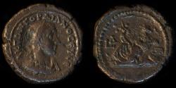 Ancient Coins - ROMAN PROVINCIAL – Egypt, Alexandria, Gordian III, Tetradrachm, Yr. 4 (240/1 A.D.), Nilus reverse