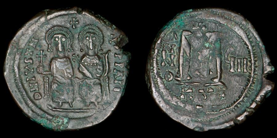 Cross of Justin II