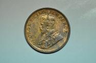 World Coins - India; 1/4 Anna  1935 (c)   BU