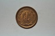 World Coins - Mexico; Centavo 1906 Mo   UNC