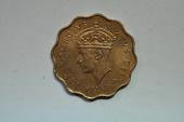 World Coins - Cyprus; 1/2 Piastre  1949  BU