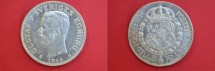 World Coins - Sweden 2 Kronor 1939 G