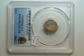 World Coins - USA - Philippines; 1/2 Centavo 1906   PCGS  PR63 RB