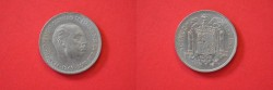 World Coins - Spain 5 Pesetas 1949
