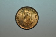 World Coins - India; 1/12 Anna  1932 (c)   BU