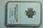 World Coins - USA - Philippines; 1/2 Centavo 1904   NGC MS63 BN