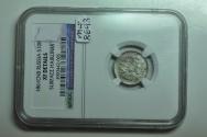 World Coins - Russia; 10 Kopeks 1861 CPB  NGC XF Details