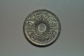 World Coins - Thailand; Satang BE2485 - 1942   UNC