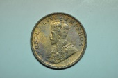 World Coins - India; 1/4 Anna  1935 (c)   BU