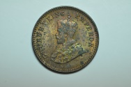 World Coins - India; 1/12 Anna  1935  AU