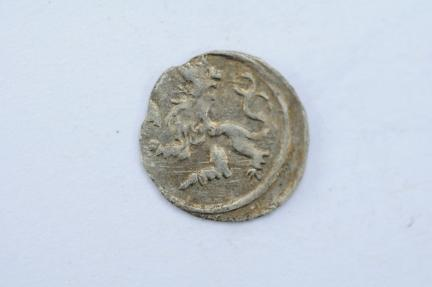 World Coins - Breslau Silver Heller ND (1419-14370  RARE!!!   XF