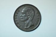 World Coins - Sarawak; Cent 1890 H   XF-