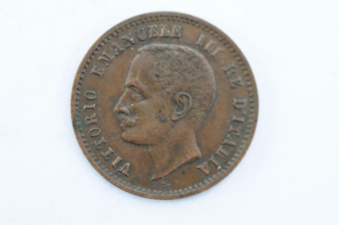 World Coins - Italy 2 Centesimi 1906 R  XF
