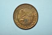 World Coins - Bolivia; 50 Centavos  1942  BU