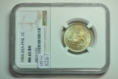 World Coins - USA - Philippines; Centavo 1903   NGC MS65 BN