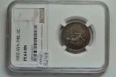World Coins - USA - Philippines; Centavo 1903   NGC PF64 BN