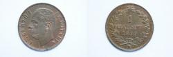 World Coins - Italy Centesimo 1899R   AU