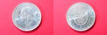 World Coins - Sweden Silver 5 Kroner  1935  UNC