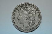Us Coins - Morgan Dollar 1886 - S