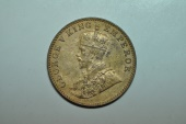 World Coins - India; 1/4 Anna  1936 (b)   BU