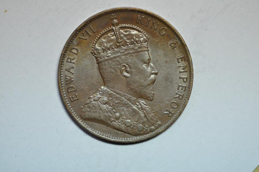 World Coins - Jersey; 1/12 Shilling 1909   XF+