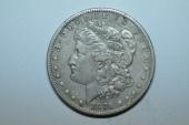 Us Coins - Morgan Dollar 1885 S