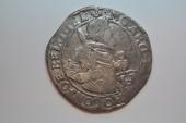 World Coins - Netherlands, Gelderland; Silver Thaler - Rijksdaalder  1649  VF