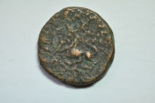 World Coins - India, Mysore; 20 Cash  1835  Fine