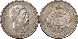 World Coins - Hawaii 1883 Kalakaua I Silver Dollar