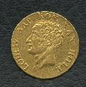 World Coins - NETHERLAND Gold Ducat 1809 Louis Napoleon NGC AU-53