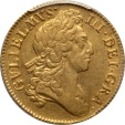 World Coins - Great Britain 1698 William III gold Guinea PCGS AU-50