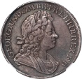 World Coins - Great Britain 1718/16 George I Silver Crown NGC XF-40