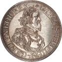 World Coins - Germany Augsburg 1641 Heinrich V von Kroningen Taler PCGS MS-62
