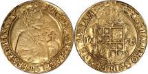 World Coins - Great Britain James I Gold Unite (1607-09) Coronet mm