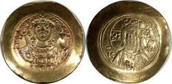 World Coins - Byzantine Empire Michael VII Ducas 1071-1078 Gold Histamenon Nomisma