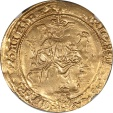 World Coins - Great Britain Edward VI Gold Half Sovereign NGC AU Details RARE!!!