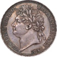 World Coins - Great Britain 1822 George IV Crown  NGC MS-64 RARE!!