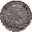 World Coins - Great Britain 1671 Charles II Crown Second Bust NGC XF-40 A-TOKYO COLLECTION