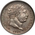 World Coins - Great Britain 1816 George III Shilling PCGS MS-66