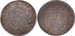 World Coins - Great Britain 1653 Commonwealth Crown NGC AU DETAILS -  ABSOLUTELY GORGEOUS PIECE!!