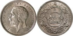 Ancient Coins - Great Britain 1936 George V Silver Crown PCGS MS-62 RARE DATE!!