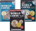 World Coins - Set of Standard Catalogs of World Coins 1701-1800 / 1801-1900 / 1901-2000 CDs