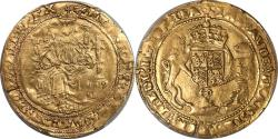 World Coins - Great Britain Edward VI (1547-53) Gold Half Sovereign PCGS AU Details Gold Shield